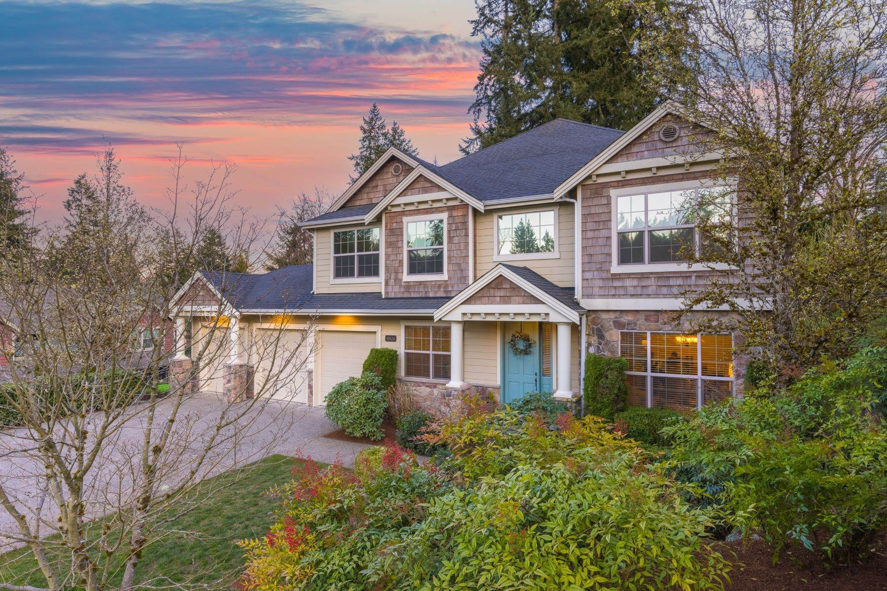 Single Family Homes 용 매매 에 Timeless Luxury Living in The Heart of Woodinville 18626 157th Place NE, Woodinville, 워싱톤 98072 미국