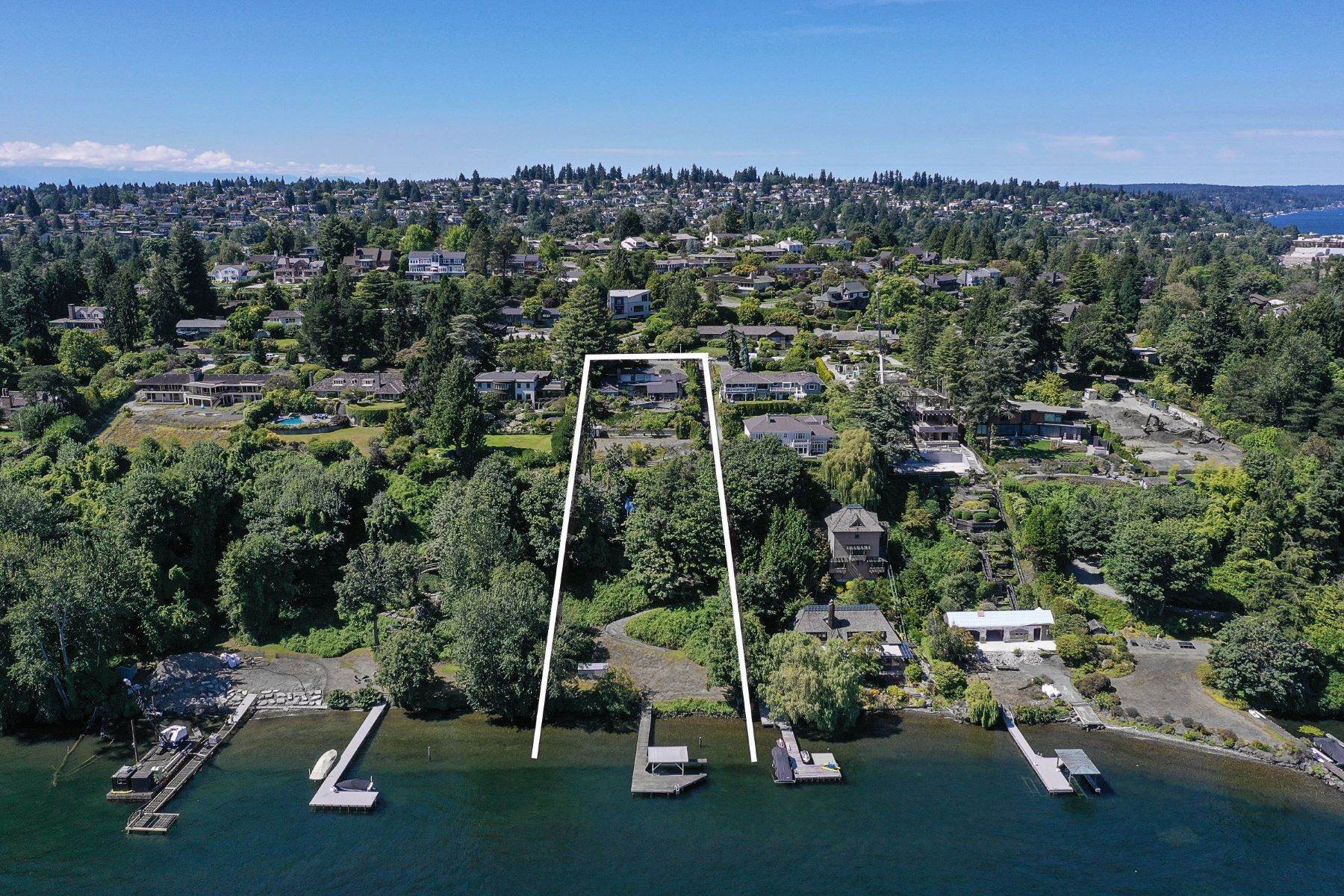 Single Family Homes 용 매매 에 6405 Northeast Windermere Road, Seattle, WA 98105 Seattle, 워싱톤 98105 미국