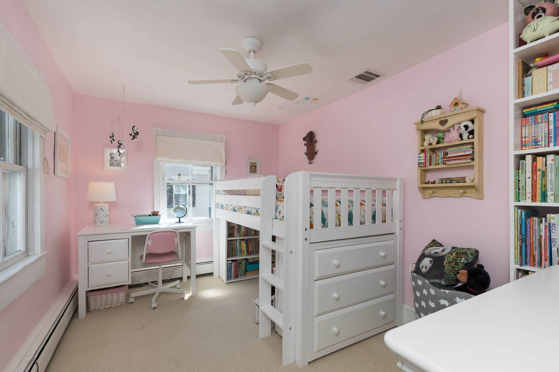 24. Single Family Homes for Sale at Storybook Home on a Stroll-Everywhere Street 5 Titus Avenue, Lawrenceville, New Jersey 08648 United States
