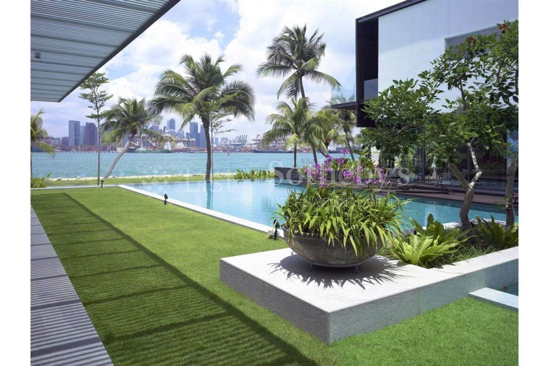 5. Other Residential Homes for Sale at The Harbour View House, Sentosa Singapore, Cities In Singapore Singapore