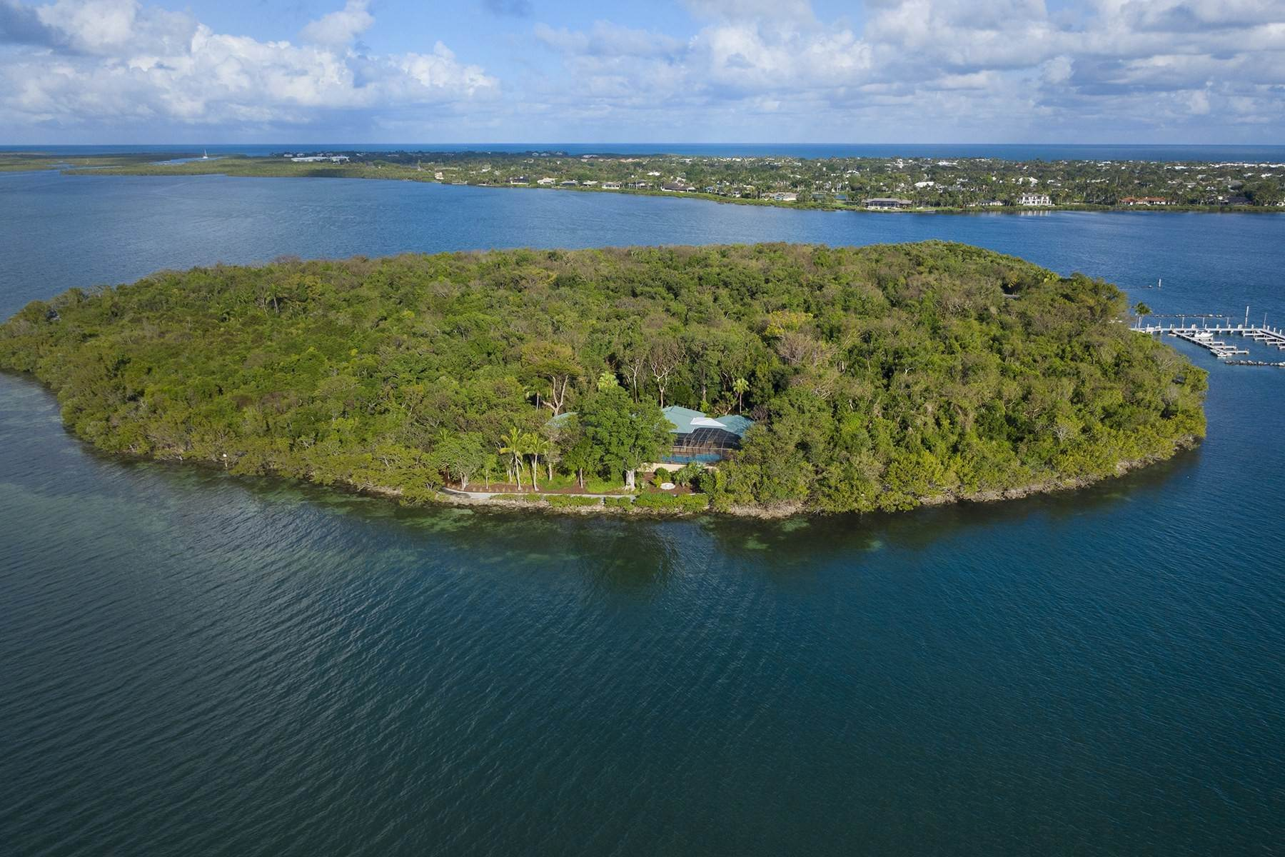 3. Property for Sale at Pumpkin Key - Private Island, Key Largo, FL Key Largo, Florida 33037 United States