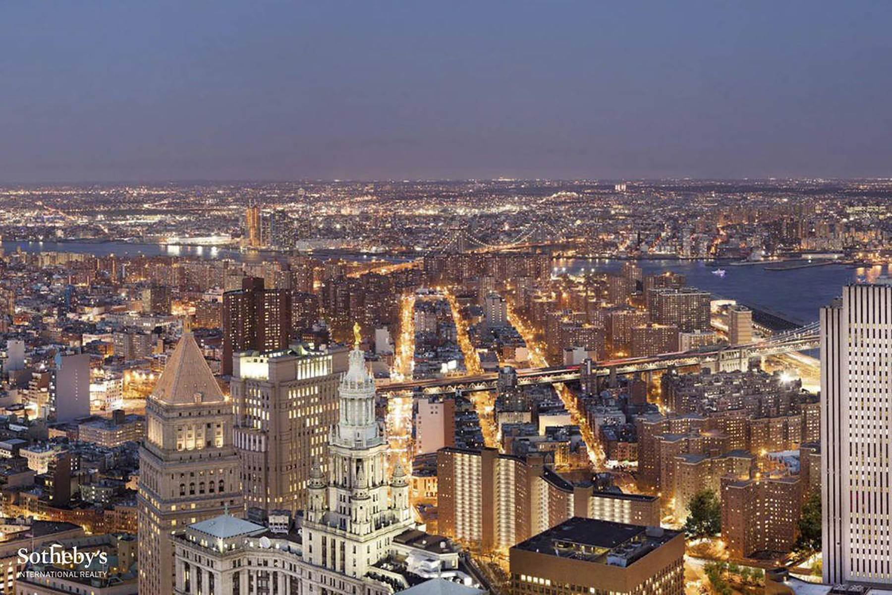 20. Condominiums for Sale at The Pinnacle Penthouse 2 Park Place, Pinnacle Penthouse, New York, New York 10007 United States