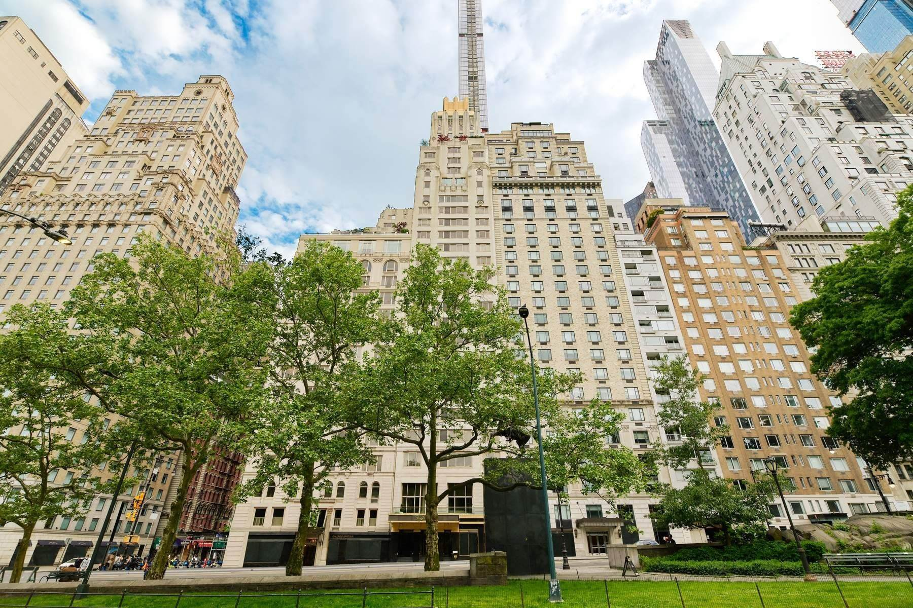 Condominiums للـ Sale في Soaring Central Park Views 106 Central Park South, 21AE, New York, New York 10019 United States