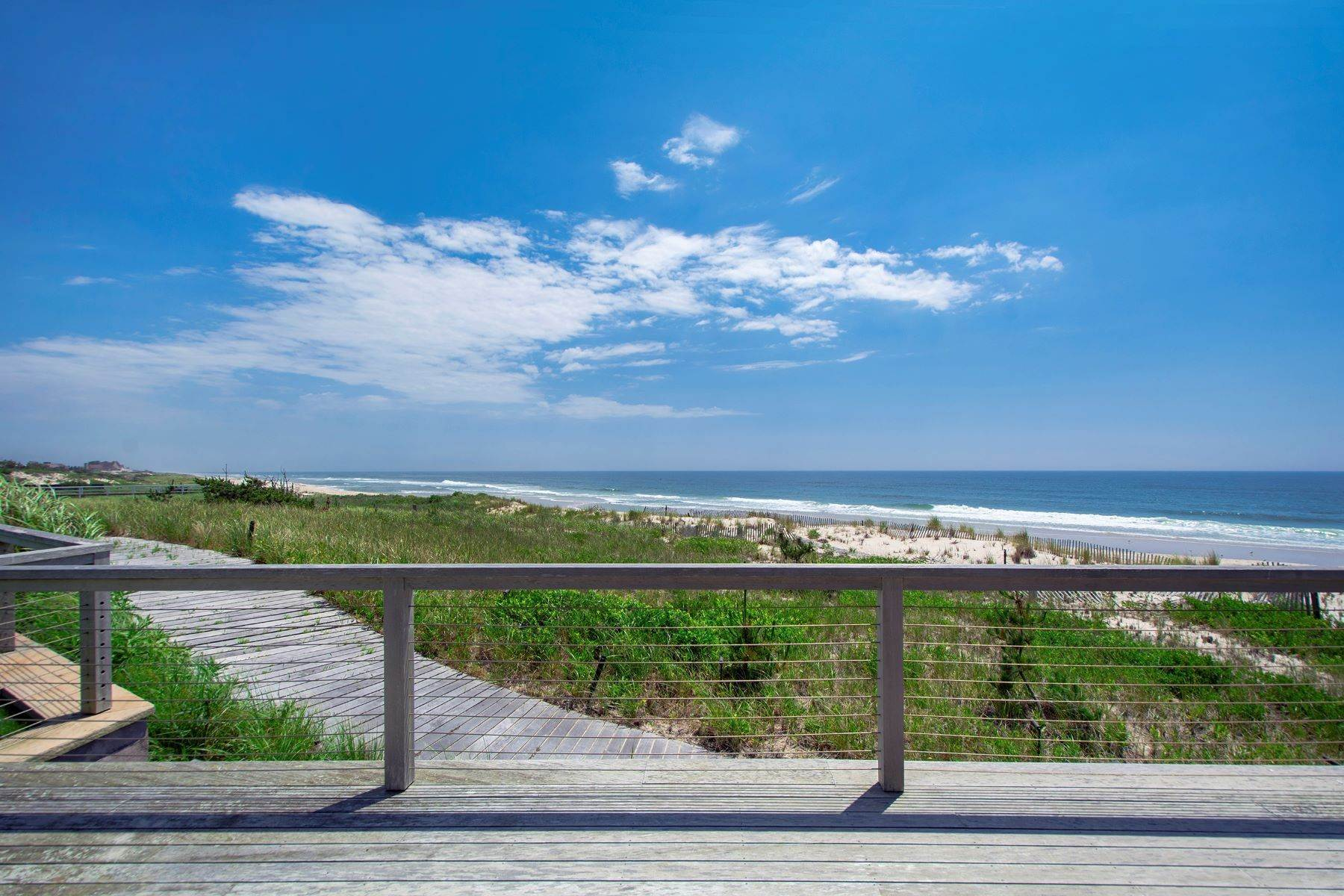3. Single Family Homes for Sale at Breathtaking Meadow Lane Oceanfront 1080 & 1100 Meadow Lane, Southampton, New York 11968 United States