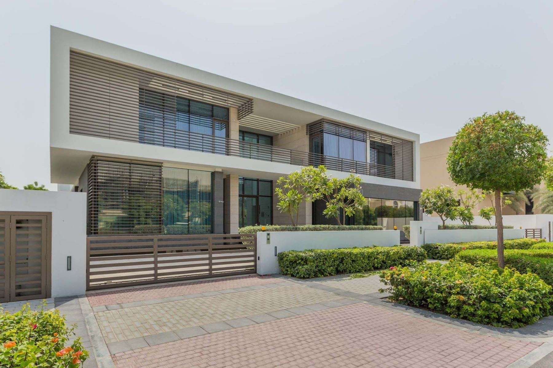 Other Residential Homes for Sale at Ready - Grand Contemporary Mansion at District One Dubai, Dubai United Arab Emirates
