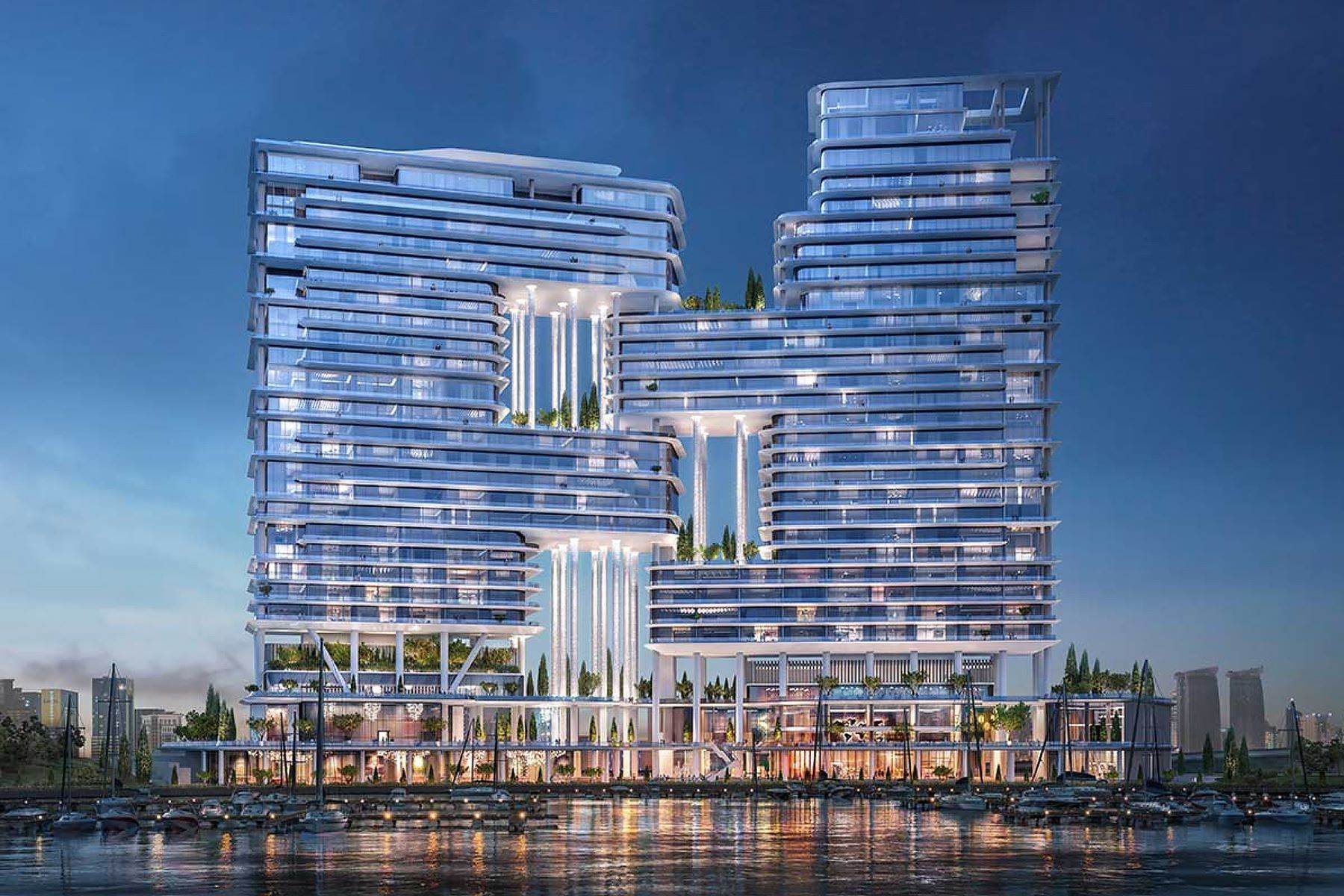 Apartments for Sale at Elegant Duplex Residence by Dorchester Collection Dubai, Dubai United Arab Emirates