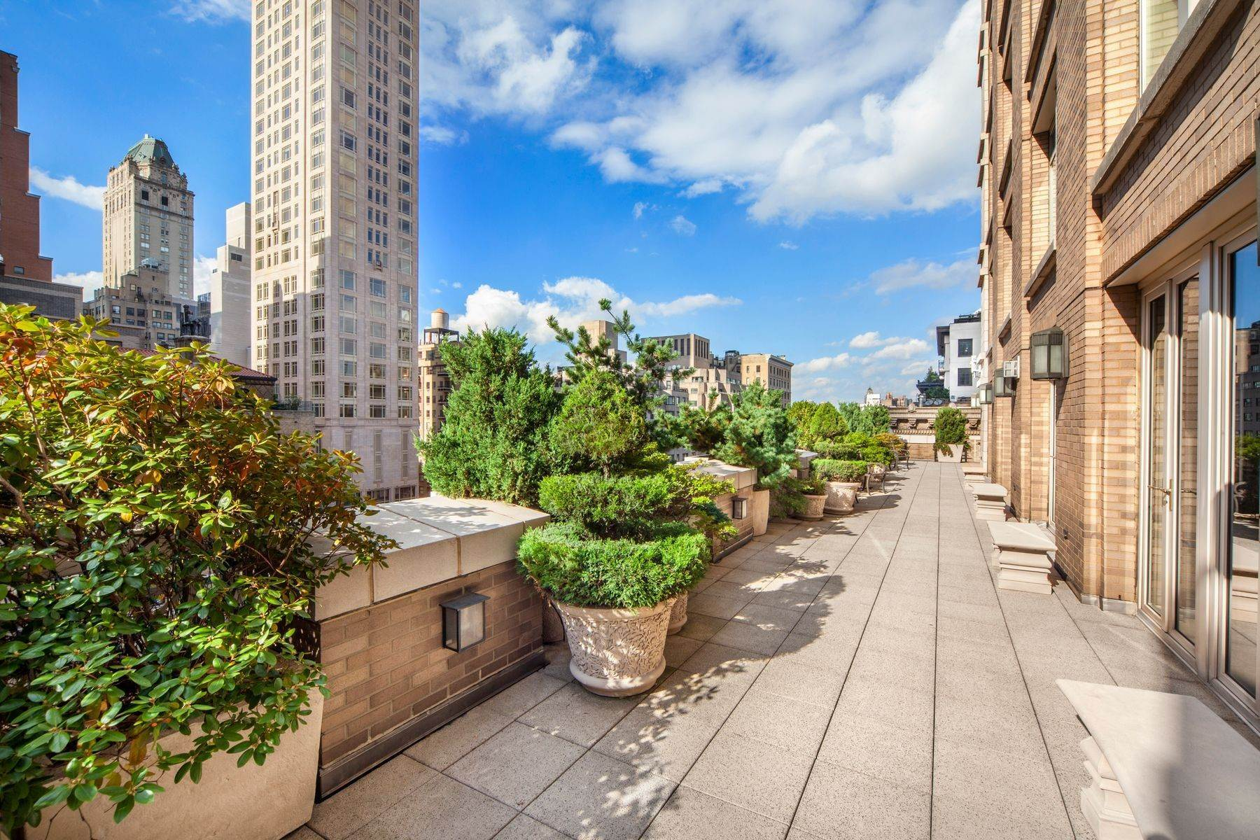 Condominiums للـ Sale في Spectacular Terraces on Park Avenue 515 Park Avenue, 15/16, New York, New York 10022 United States