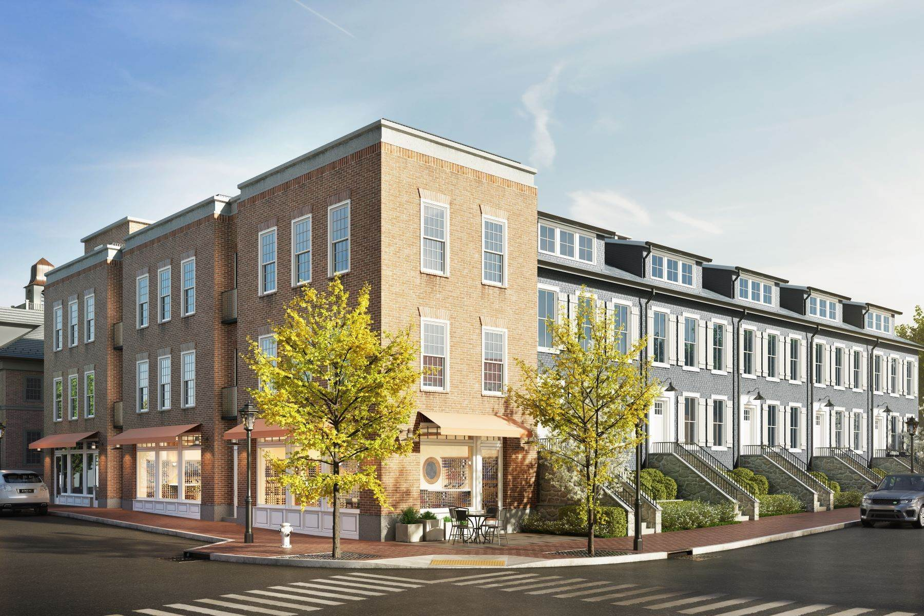 Condominiums per Vendita alle ore New York City In New Canaan 42 Forest Street, 3, New Canaan, Connecticut 06840 Stati Uniti