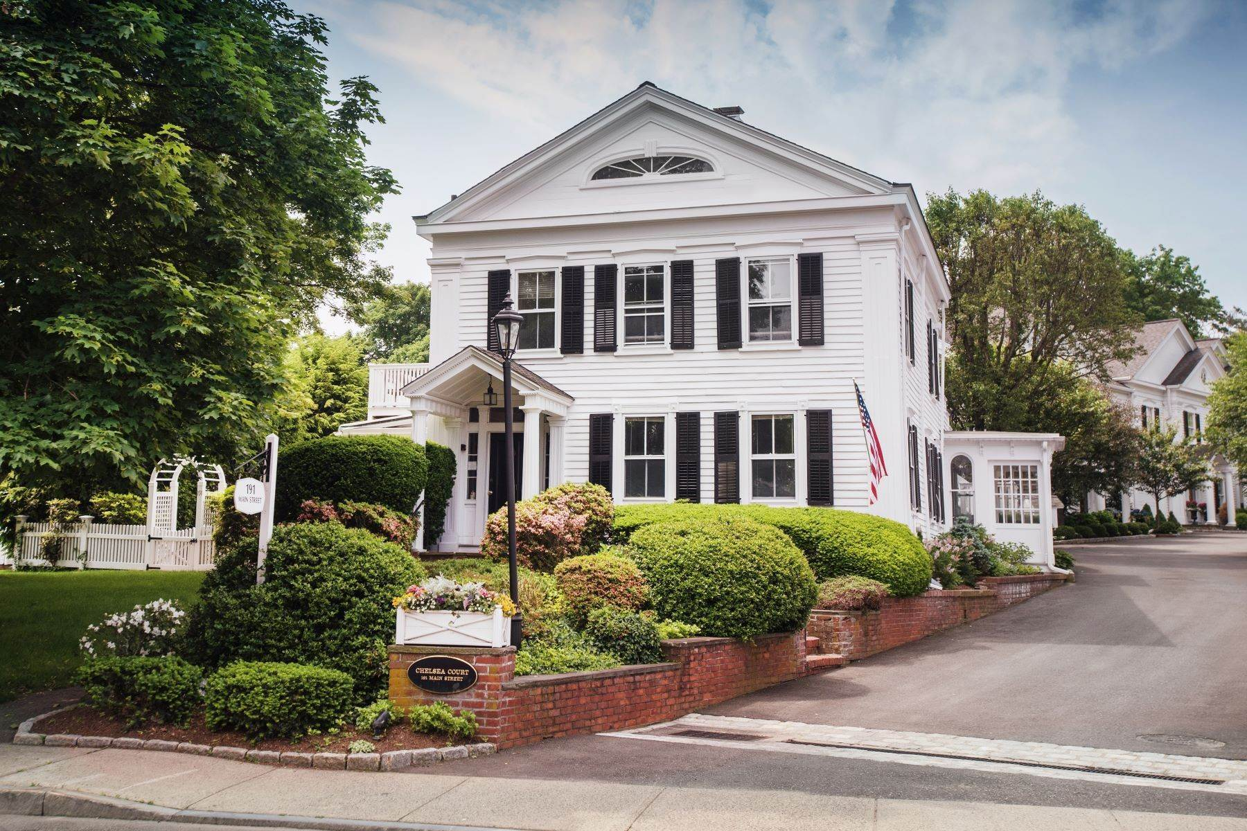 Condominiums per Vendita alle ore 191 Main Street, 5, New Canaan, Connecticut 06840 Stati Uniti