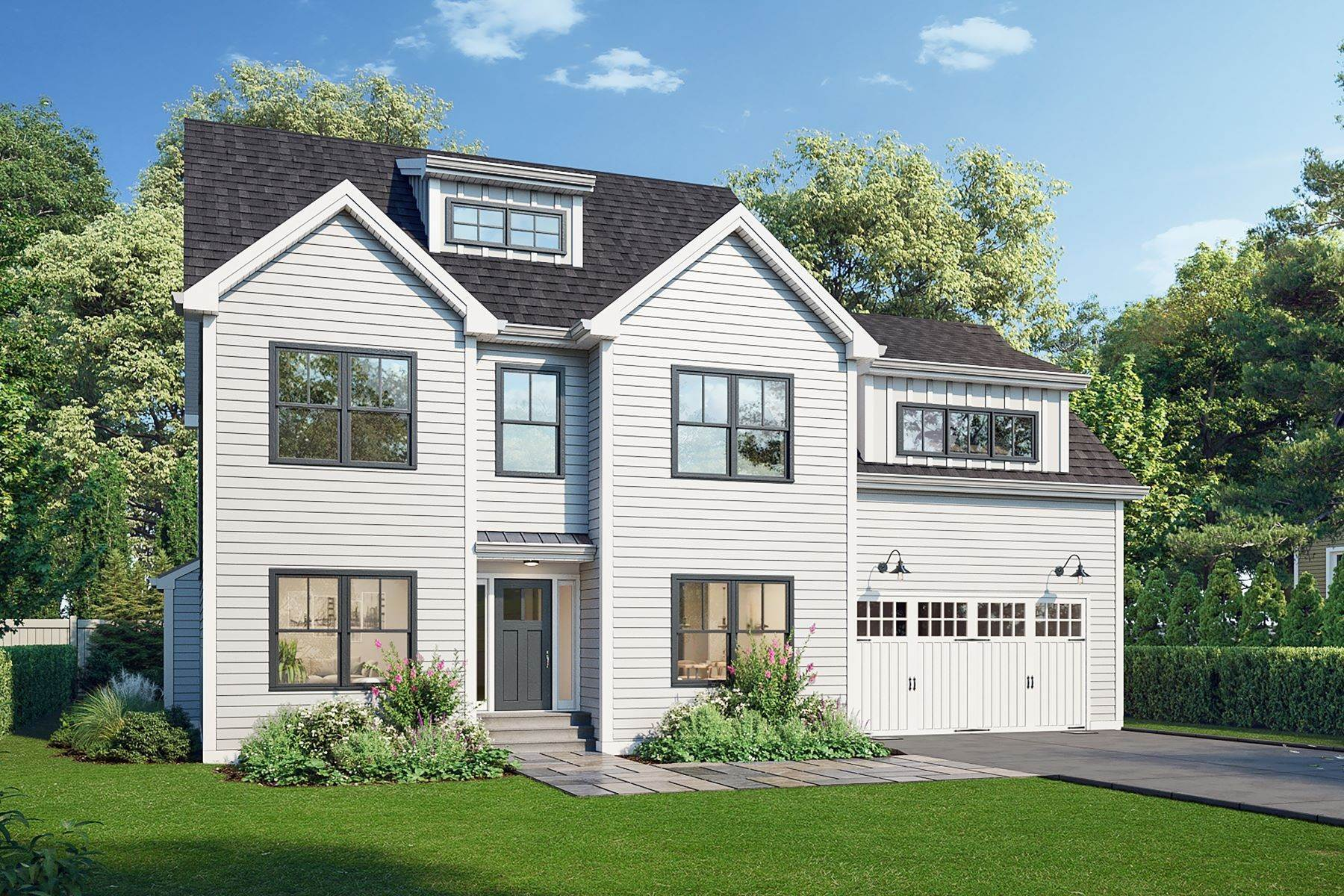Single Family Homes vì Bán tại Modern New Construction in Saugatuck 16 Sunrise Road, Westport, Connecticut 06880 Hoa Kỳ